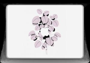 "Rosa blad Skin MacBook Pro 13"" -2015"