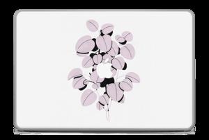 "Rosa blad Skin MacBook Pro 17"" -2015"