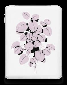 Rosa blad Skin IPad 1