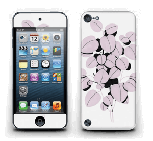 Rosa blad Skin IPod Touch 5th Gen