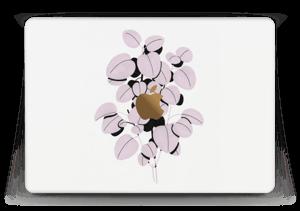 "Rosa blad Skin MacBook 12"""