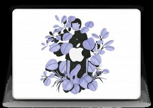 "Purple blue Skin MacBook Air 13"""