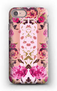 Flora hoesje IPhone 7 tough