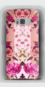 Flora hoesje Galaxy S8