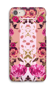 Flora cover IPhone 8