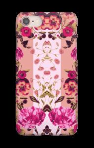 Flicker Flora case IPhone 8