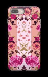 Flora hoesje IPhone 8 Plus tough