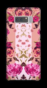 Flora deksel Galaxy Note8
