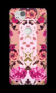 Flora deksel Pixel 2