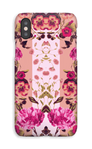 Floral case IPhone XS
