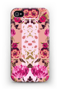 Flora kuoret IPhone 4/4s