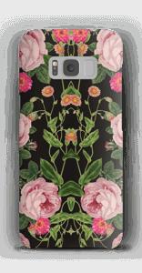 Bloementoon hoesje Galaxy S8