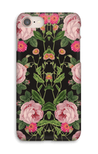 Smukke blomster cover IPhone 8