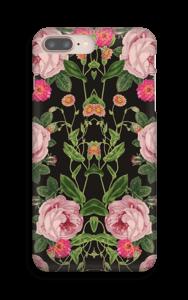 Blomsterton skal IPhone 8 Plus