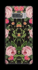 Floral tunes case Galaxy Note8