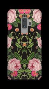 Blumen Handyhülle Galaxy S9 Plus