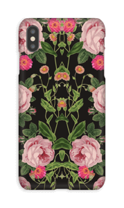Smukke blomster cover IPhone XS Max