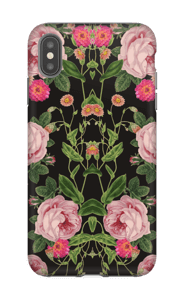Blomsterton skal IPhone XS Max tough