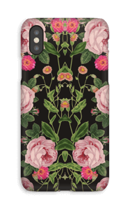 Floral melody case IPhone XS