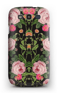 Blomsterton skal Galaxy S3