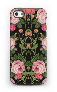 Smukke blomster cover IPhone 5/5s tough