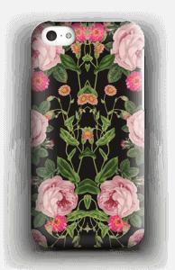 Blomsterton skal IPhone 5c
