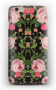 Blomster deksel IPhone 6