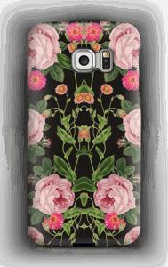 Blomsterton skal Galaxy S6 Edge