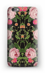 Smukke blomster cover IPhone 6s Plus
