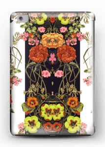 Orange blomster cover IPad mini 2