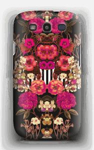 Rosa blomsterkors skal Galaxy S3