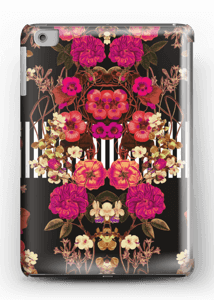Pink floral crossing case IPad mini 2