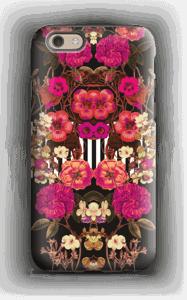 Rosa blomsterkors skal IPhone 6s tough