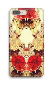 Symmetry of floret case IPhone 8 Plus