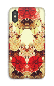 Floral Symmetry case IPhone X