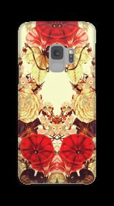 Blomstersymmetri skal Galaxy S9