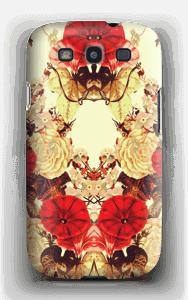 Symmetry of floret case Galaxy S3