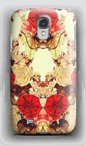 Blomstersymmetri deksel Galaxy S4