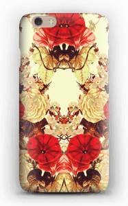 Symmetry of floret case IPhone 6