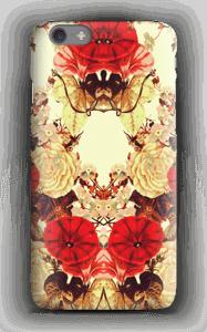 Blomstersymmetri deksel IPhone 6s