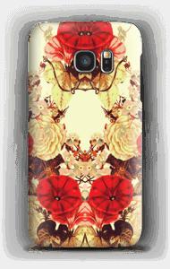 Symmetry of floret case Galaxy S7