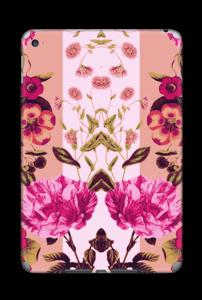 Rosa blomster Skin IPad Mini 4