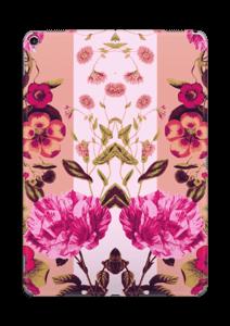 Roze bloemetjes Skin IPad Pro 10.5