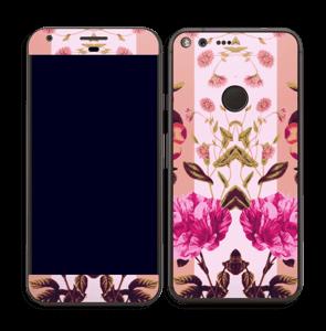 Flora Rosa Skin Pixel XL