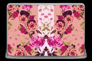 Flicker floral Skin Laptop 15.6