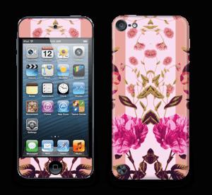 Flicker floral Skin IPod Touch 5th Gen