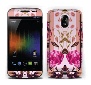 Flicker floral Skin Nexus