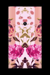 Rosa blomster Skin Nokia Lumia 920