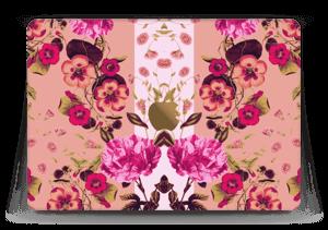 """Lyserøde blomster Skin MacBook 12"""""""