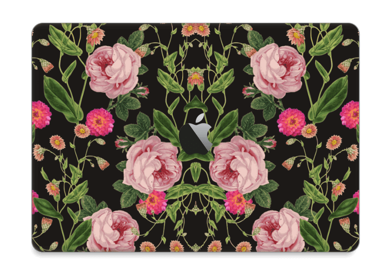 "The floral tunes Skin MacBook Pro 13"" 2016-"